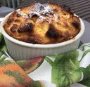 Bread Pudding Souffle