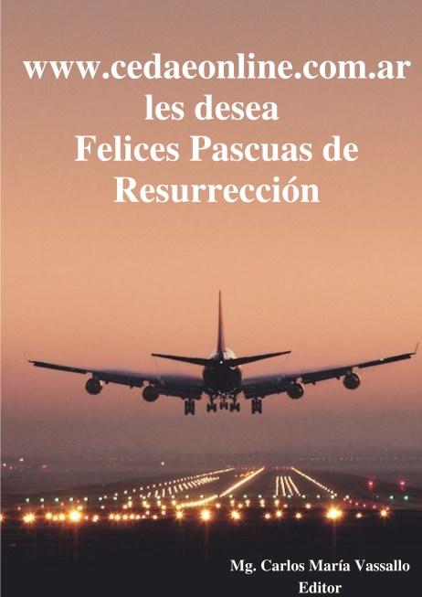 www.cedaeonline.com.ar Les desea Felices pascuas de resurrección (1)