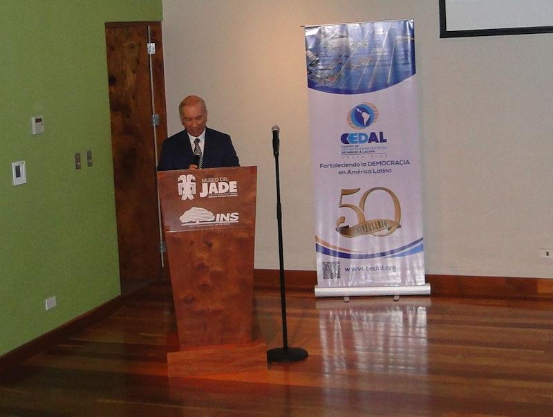 Discurso 50 aniversario CEDAL