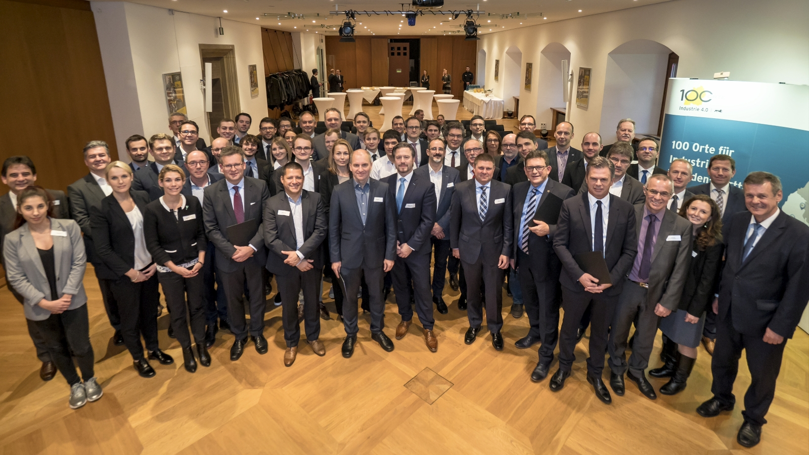 """Cedalo is a prizewinner of """"100 Places for Industry 4.0 in Baden-Württemberg"""""""