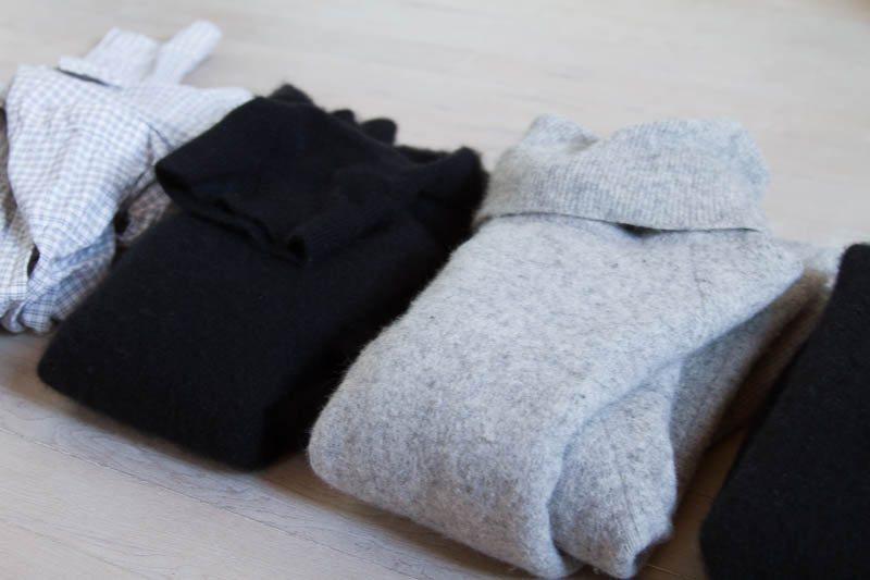Pre-Fall Ten-Item Wardrobe Analysis