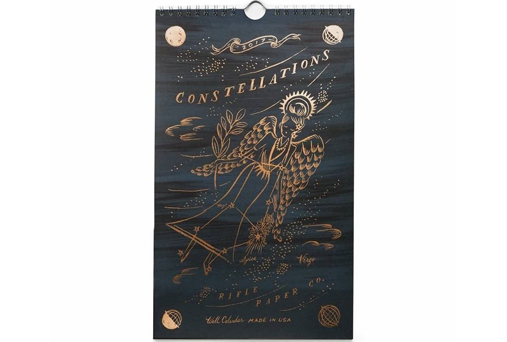 Rifle Paper Co 2017 Wall Calendar