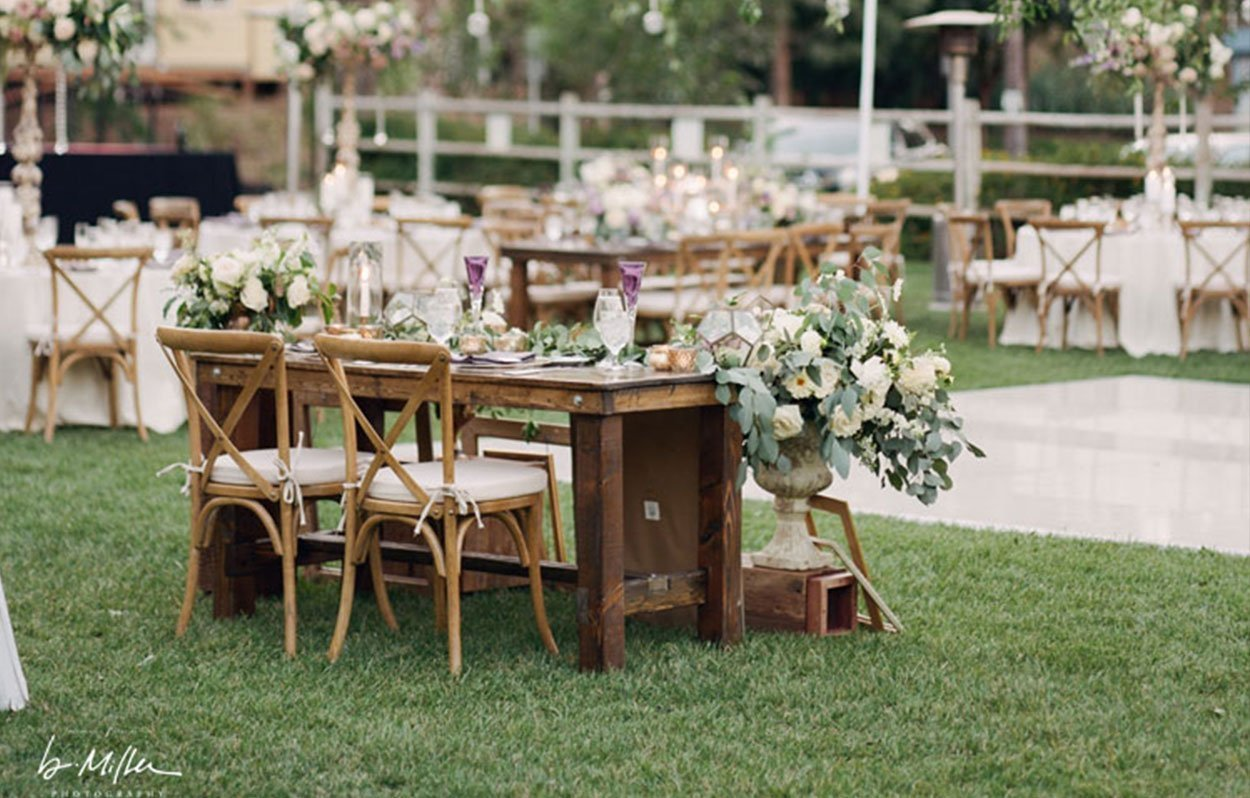 tables chairs rental 2 chicco caddy hook on chair farm table and bench rentals san diego