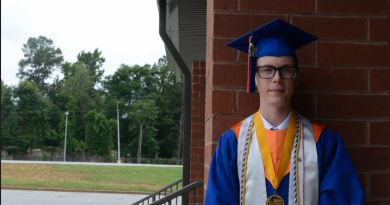 Henry Vencill: Salutatorian Speech from Graduation