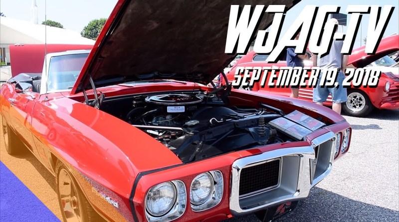 WJAG-TV Weekly News – September 19, 2018