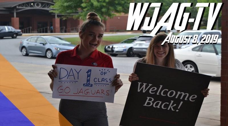 WJAG-TV News – August 8, 2019