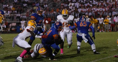 Clarke Central reclaims Classic City Championship 34-10