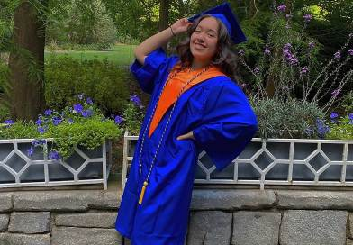 Q&A with 2020 Valedictorian Paula Figueroa-Monterola
