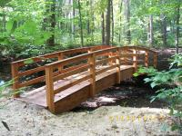 Cedar Bridge Shop - Custom Built Wooden Bridges ...