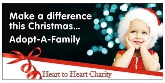 Heart to Heart Giant Jenga Fund Raiser