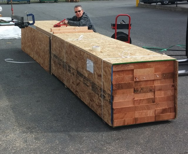 Western Red Cedar Lumber dealer shipped direct to contractor