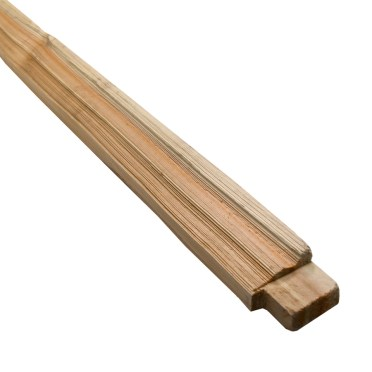 Western Red Cedar Split Rail Fence tenon end