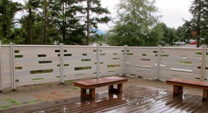 Western Red Cedar Fence Ideas