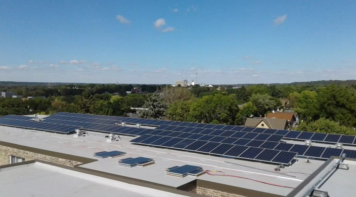Solar Panels for Multifamily Housing
