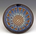Bill Campbell's Deep Waterfall Bowl