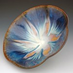 Bill Campbell's Pansy Bowl