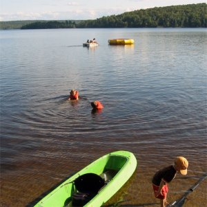 Cedar Grove camp offers activities for everyone.