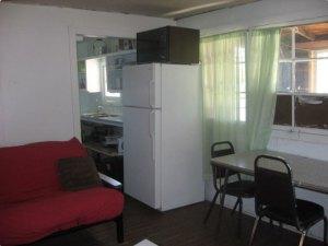 Fisherman's Friend cottage kitchen