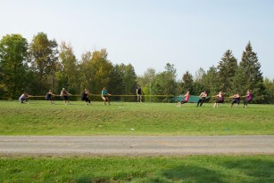 bootcamp retreat, women's fitness retreat