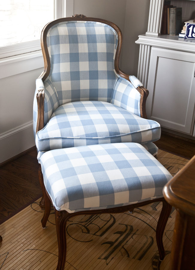 Yes you CAN do that with Fabric  Cedar Hill Farmhouse