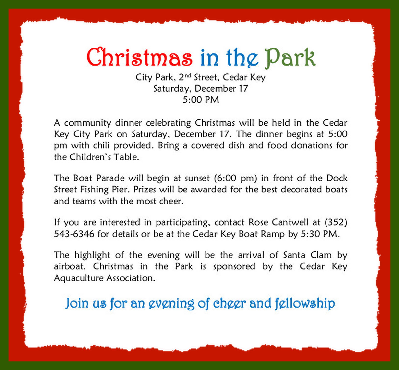 Xmas in the Park 2016xe