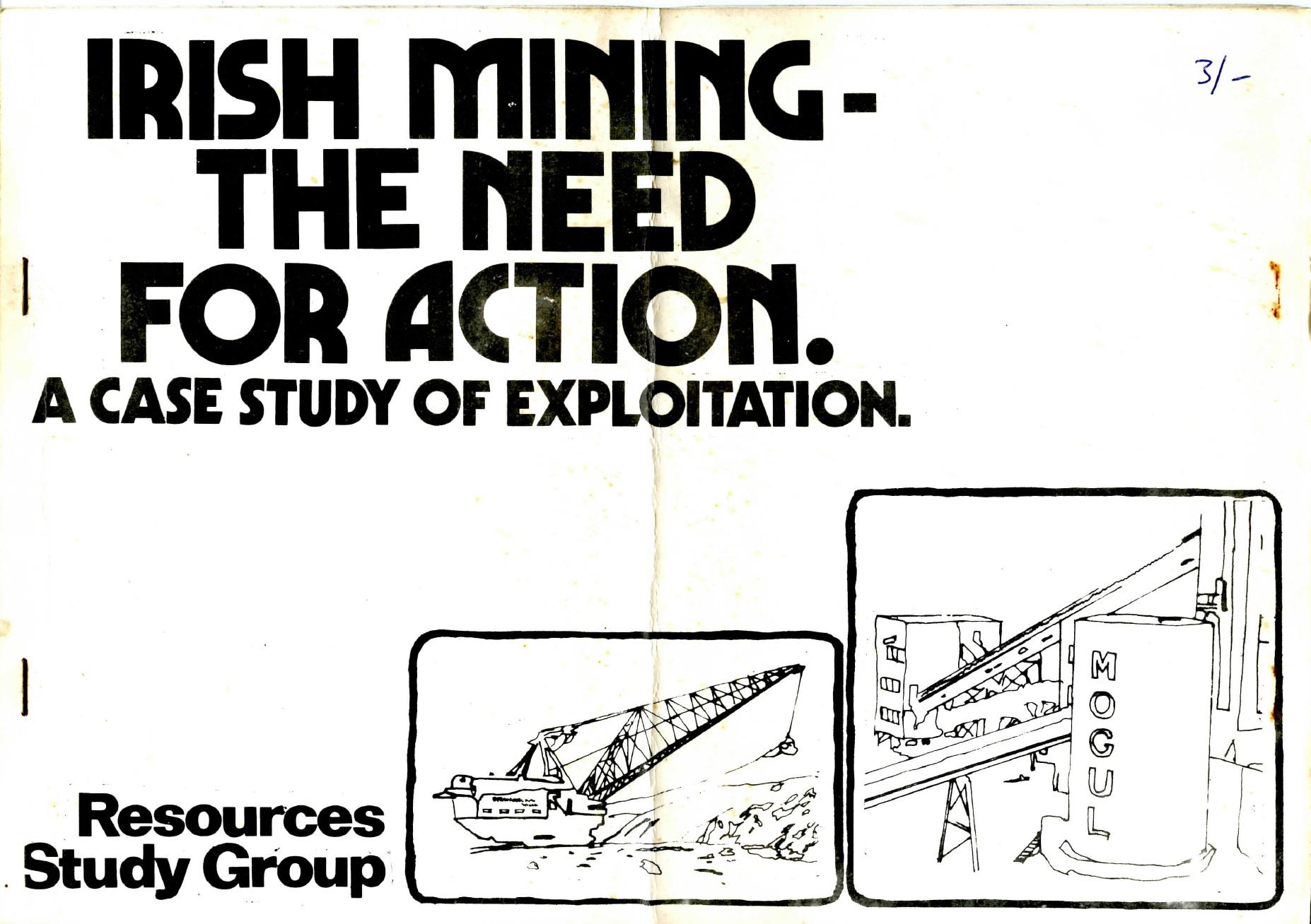 Left Archive: Irish Mining