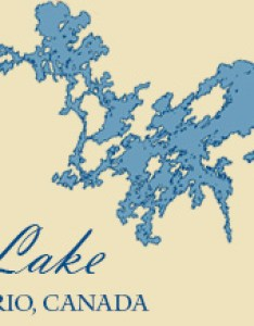 Fishing on eagle lake cedar point lodge ontario also map images lobster and fish rh ruh