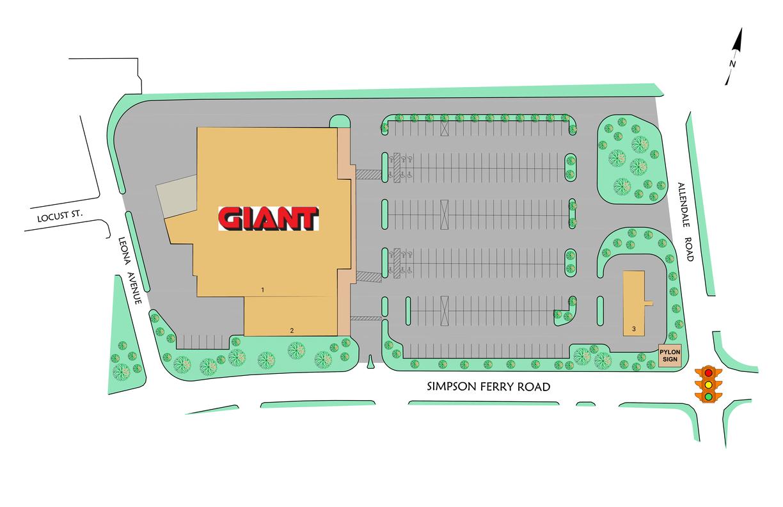 Mechanicsburg Pa Mechanicsburg Center  Retail Space For
