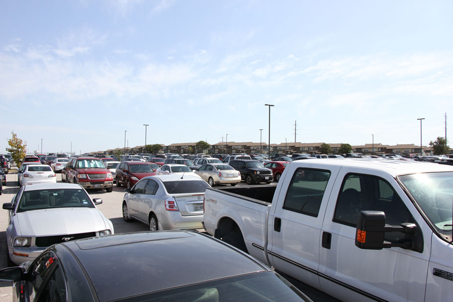 The Impending Parking Problems at CR – The Quill