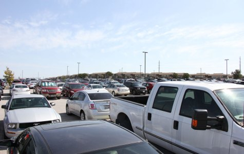 The Impending Parking Problems at CR