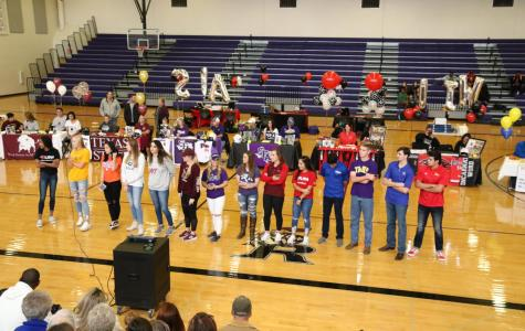 The Fall Athletic Signings