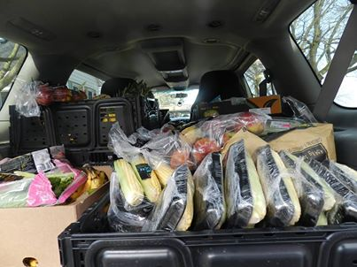 Food we collected