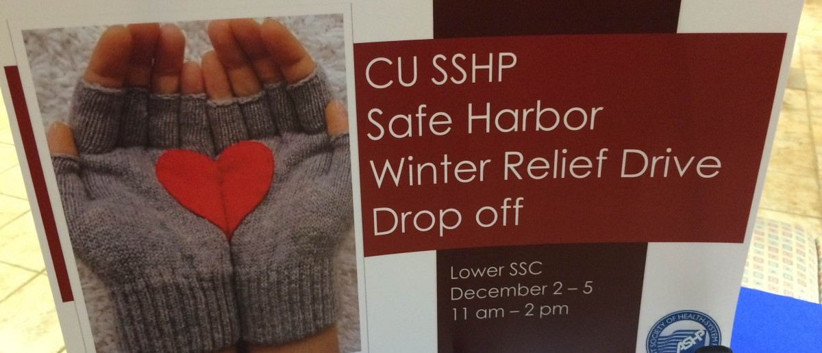 Winter Relief Drive