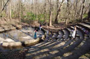 Madison will perform her STP in the Old Wood's Amphitheater in Yellowsprings.