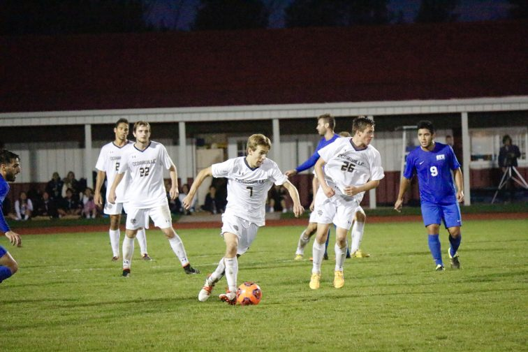 Cedarville lost 0-1 to Ohio Valley on Homecoming. (Photo: Anna Pizarro)