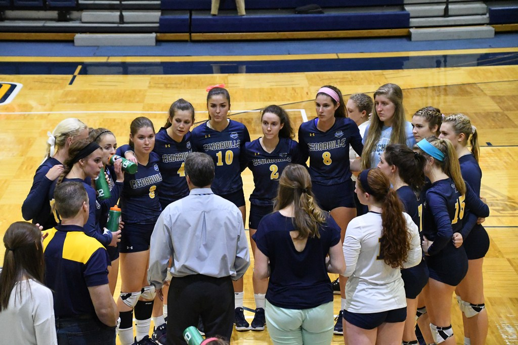 Lady Jackets Volleyball Loses Heartbreaker to Malone