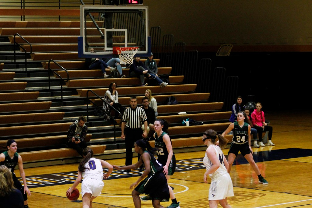 Cedarville Lady Jackets Calm the Lake Erie Storm