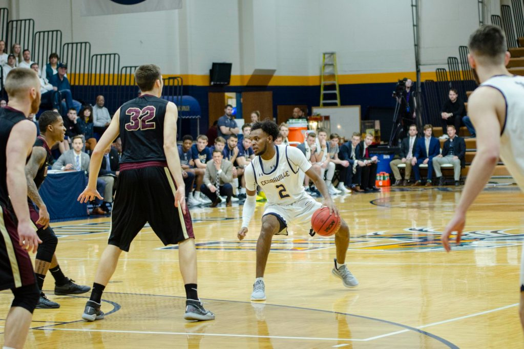 Yellow Jackets Upset No. 22 Walsh to Gain Ground in G-MAC