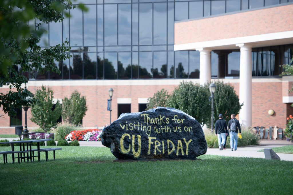CU Fridays and Mondays Give Students a Look Into Campus Life