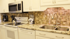 Longboat Key Vacation Rentals C 105 Kitchen