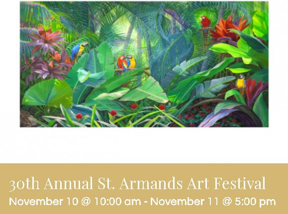 30th annual st. armands art festival