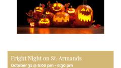 fright night on st. armands circle