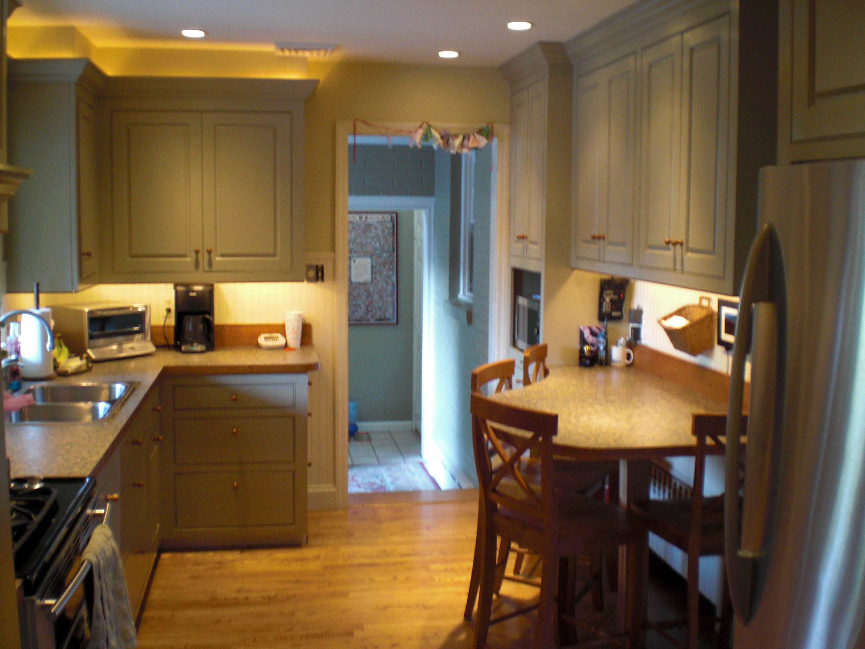 Cedars Woodworking In Lancaster PA Can Update Your Kitchen With A Fresh  Coat Of Paint.