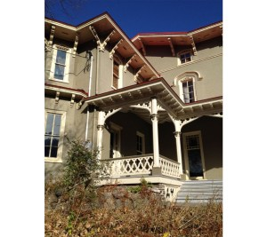 historic porch