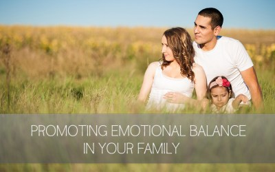 How to Promote Emotional Balance in Your Family