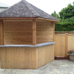 Outdoor Kitchens Plans Kitchen Cleaning Services Bars And - Cedar Wood Structures