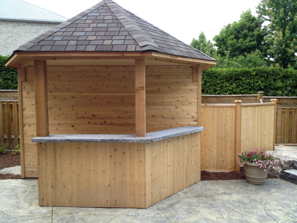outdoor kitchens plans antique kitchen faucets bars and - cedar wood structures