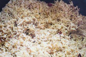 Medjara rice