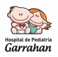 Logo Hospital Garrahan
