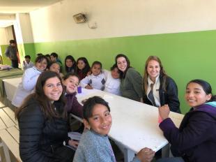 Escuela rural República de Brasil